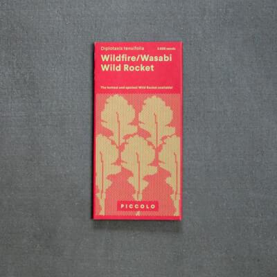 Seeds - Rocket Wildfire Wassabi