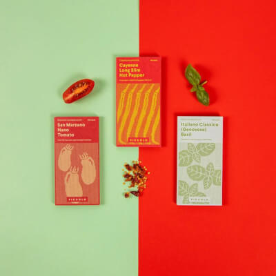 Seeds - Tomato Sauce Collection