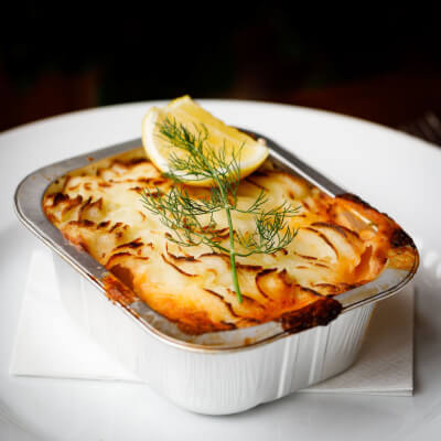 Fish Pie (For 2)
