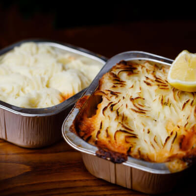 Farmgate Fish Pie (For 1)
