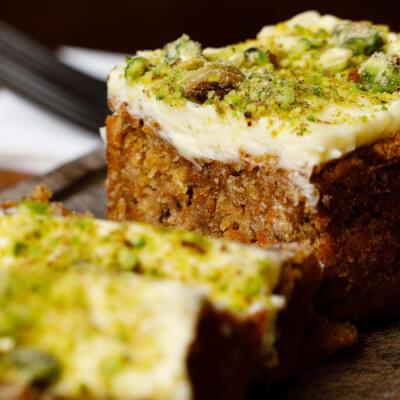 Carrot Cake 1Lb Loaf