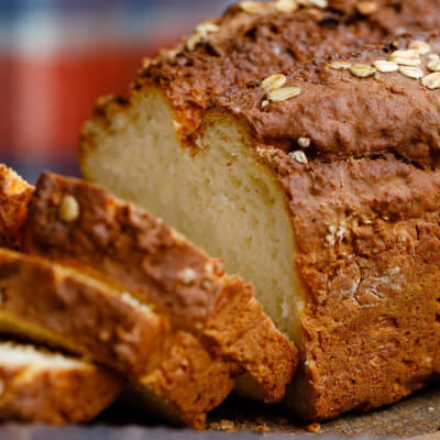 White Soda Bread