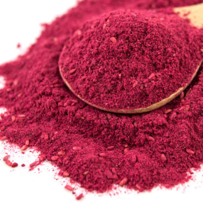 Freeze Dried Raspberry Powder 80G