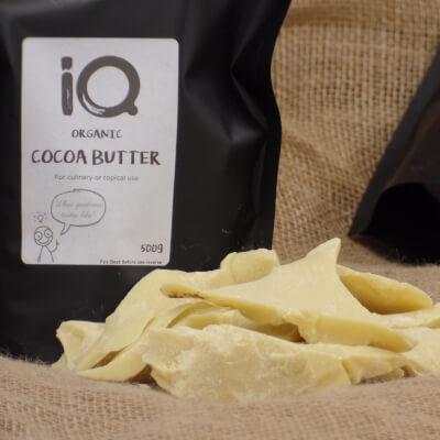 Organic Cocoa Butter Peruvian