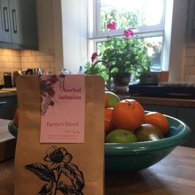 Tchai-Ovna Faerie'S Blood Herbal Tea
