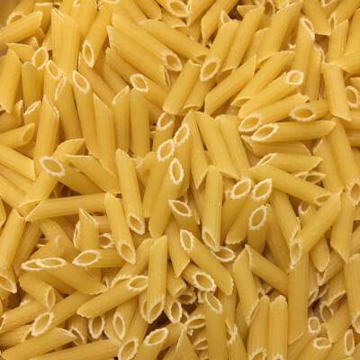 Organic White Penne Pasta