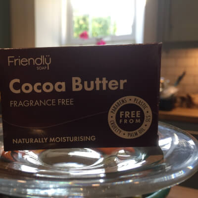 Facial Cleansing Bar - Cocoa Butter