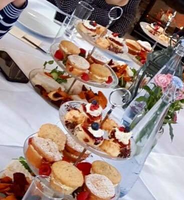 Afternoon Tea From Carriages  (For One Person)