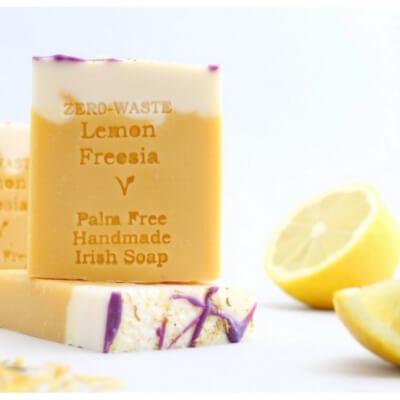Palm-Free Irish Soap - Fressia
