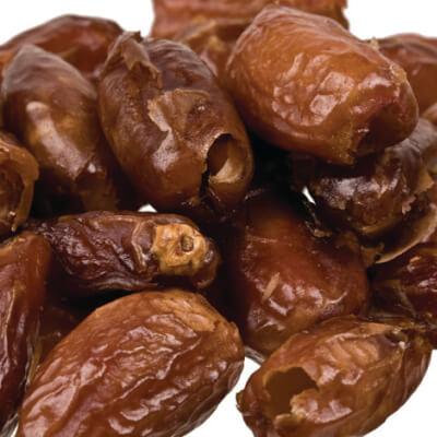 Organic Tunisian Dates - Deglet Noor - 250Gr In Paper