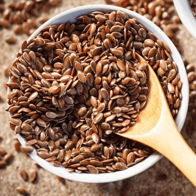 Organic Brown Linseed/Flaxseed- 500Gr Paper Bag