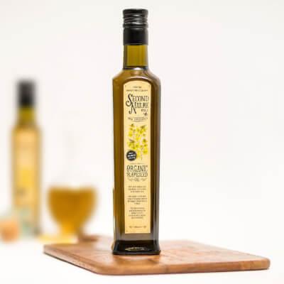 Second Nature Irish Organic Rapeseed Oil