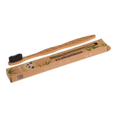 Bamboo Toothbrush From India - Medium