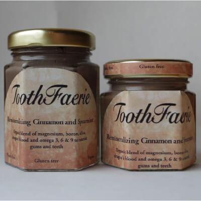 Cinnamon Leaf & Spearmint Toothfaerie Toothpaste