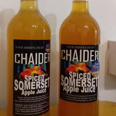 Somerset Spiced Chaider 750Ml