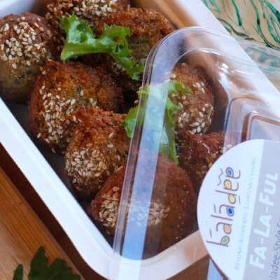 Fa La Ful Beyond Authentic Egyptian Falafel