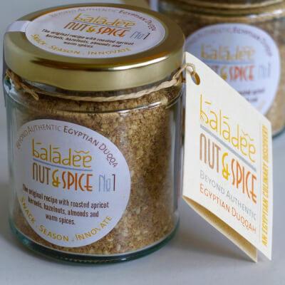 Baladee Nut Spice Duqqa