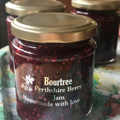 Perthshire Berry Jam