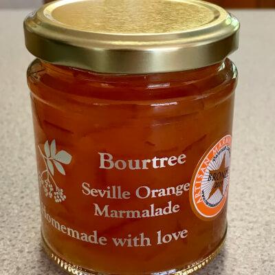 Bourtree Seville Orange Marmalade (World Silver Award) 2 Gold Star Great  Taste