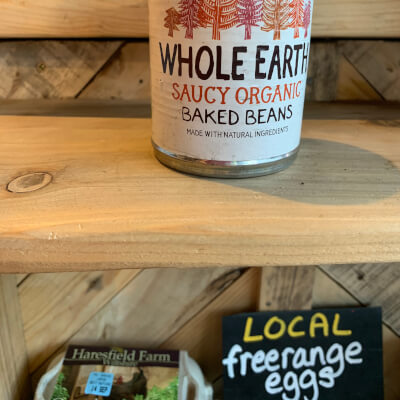 Organic Whole Earth Baked Beans