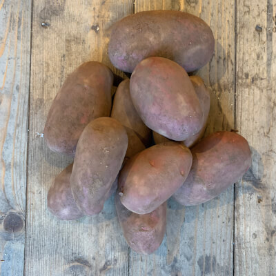 Organic Alouette Red Potatoes