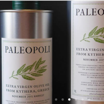 Fifty Trees Organic Single Estate Extra Virgin Olive Oil From Southern Greece