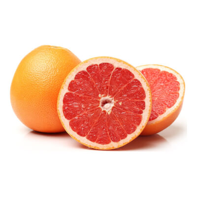 Organic Spanish Star Ruby Grapefruit