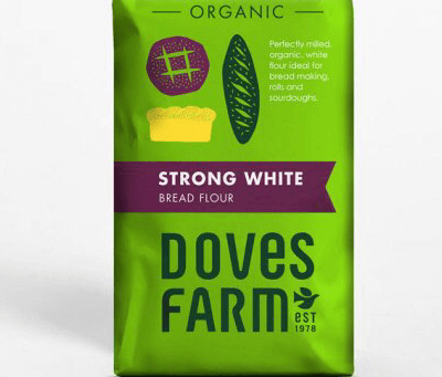 Doves Farm  Strong White Bread Flour