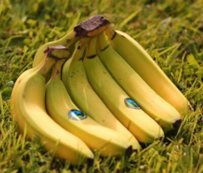 Organic & Fair Trade Bananas - 1 Kg