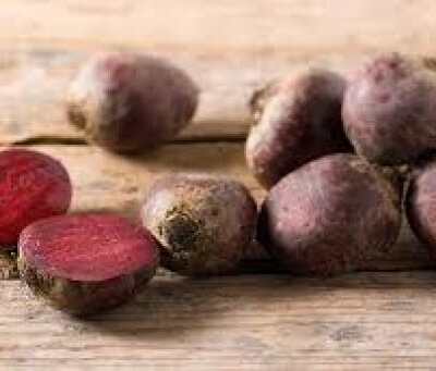 Organic Beetroot (Bunched)