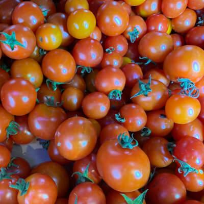 Organic Spanish Cherry Loose Tomatoes