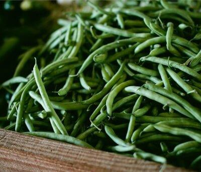 Organic Somerset Fine Green Beans