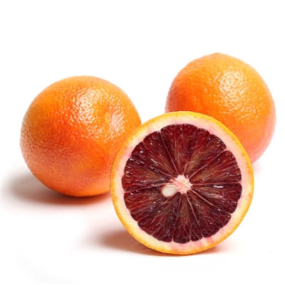 Organic Tarocco Blood Oranges From Italy