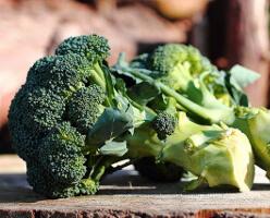 Organic Spanish  Broccoli