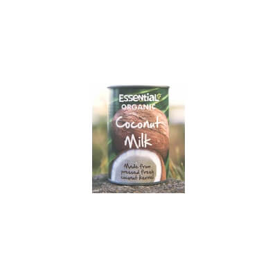 Essential Organic Coconut Milk