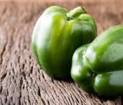 Organic Green Ramiro Peppers