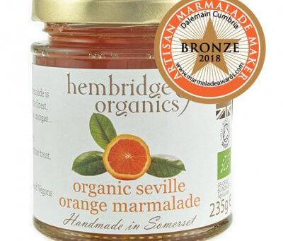 Hembridge Organics Orange Marmalade
