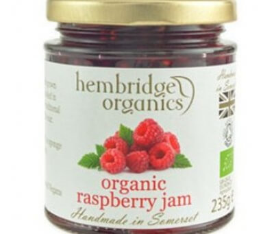 Hembridge Organics Raspberry Jam