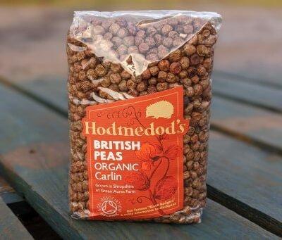 Hodmedod's Organic Carlin Peas