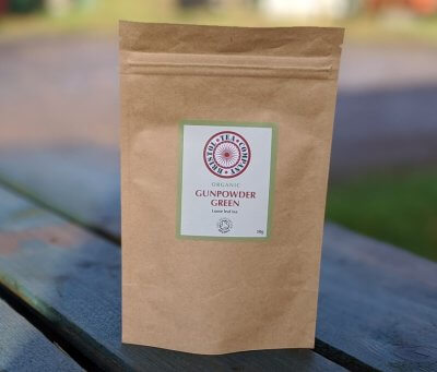 Bristol Tea Company Organic Gunpowder Green Loose Tea
