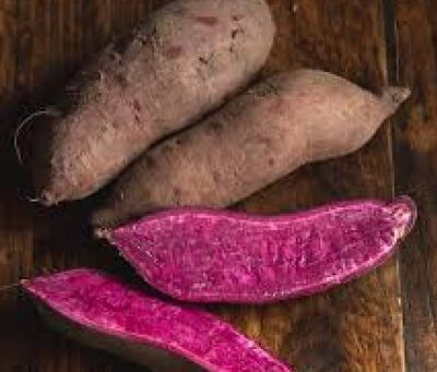 Organic Purple Sweet Potato - 500G