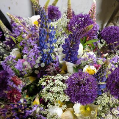 Flower Bouquet Medium