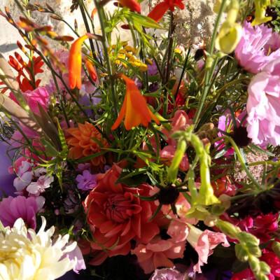 Scented Summer Bouquet, Medium