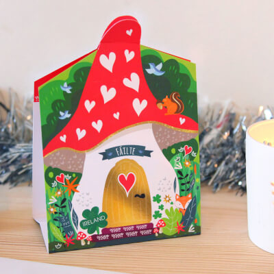 3D Card Gnomes House
