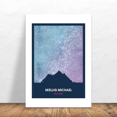 Print Skellig Michael