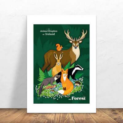 Print The Forest