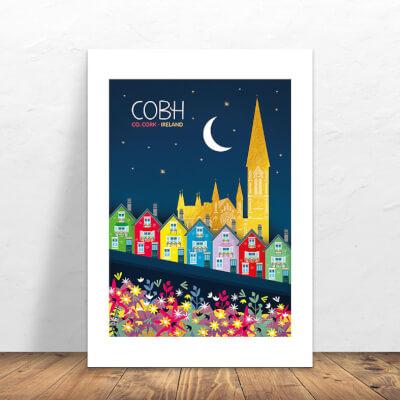 Print Cobh Co.Cork