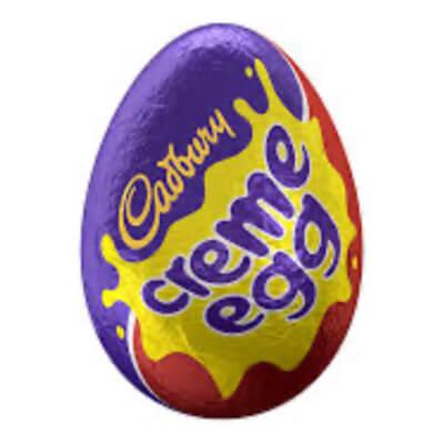 Cream Egg Gelato