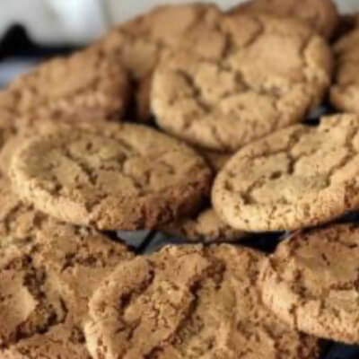 Ginger Biscuit Ripple