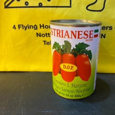 Dop San Marzanos Tomato'S
